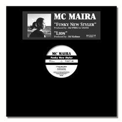 MC MAIRA - FUNKY NEW STYLER dans G-Funk & Autres 12inch02